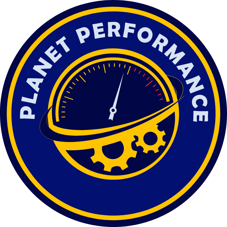Planet Performance Calendar logo