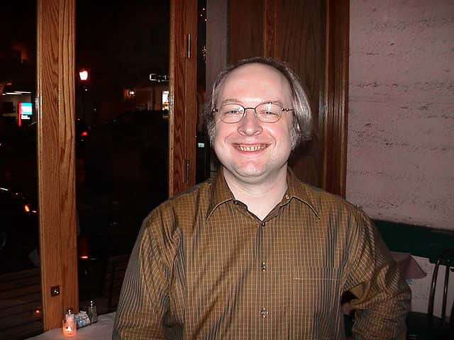 Jakob Nielsen grinning at how gullible the web community is, probably